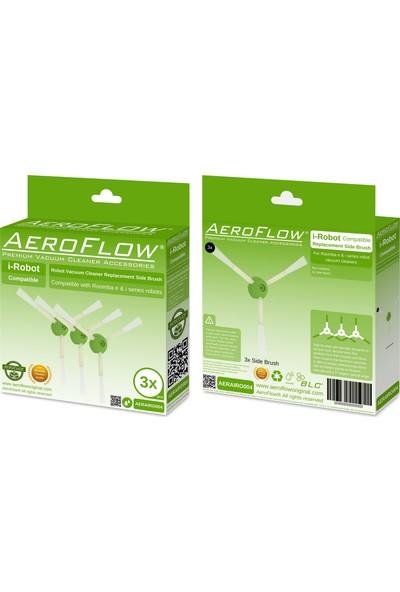 Aeroflow İ-Robot Roomba E/İ Yan Fırça 3'Lü Paket