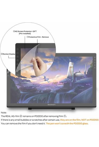 Huion Kamvas 16 (2021) Grafik Çizim Tableti (Yurt Dışından)