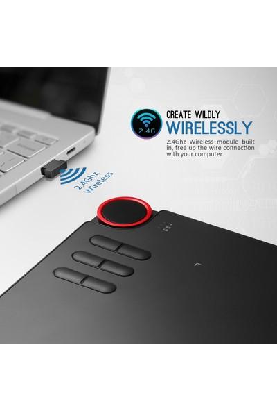 XP-Pen Deco 03 Wireless 2.4G Grafik Çizim Tableti (Yurt Dışından)