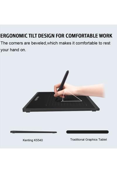 Huion Inspiroy H950P Grafik Çizim Tableti (Yurt Dışından)