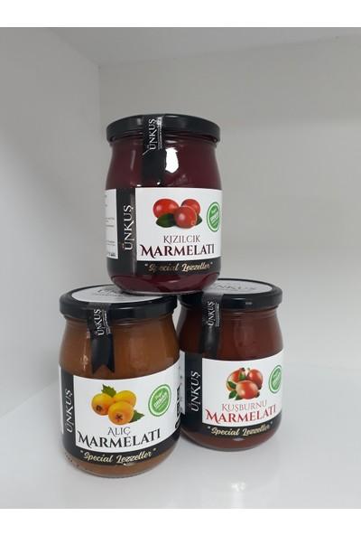Ünkuş üçlü Marmelat 1,95 kg