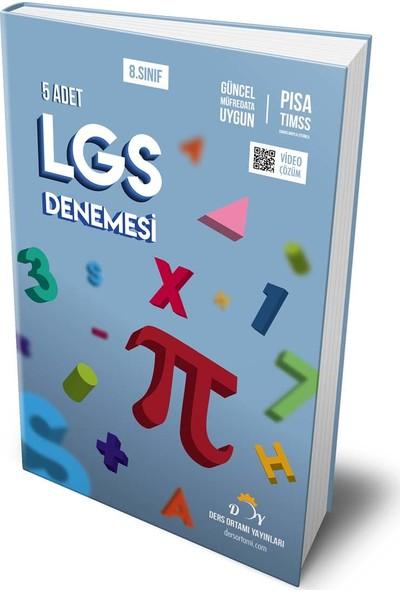 Ders Ortamı Yayınları 5'li LGS Denemesi