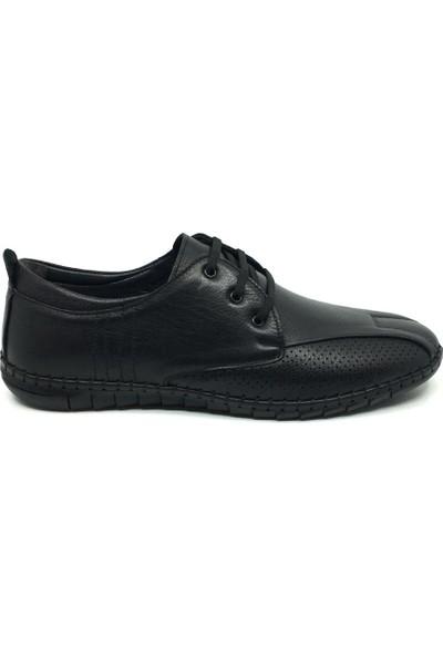 Öz Soylu Deri Yazlık Erkek Günlük Çarık Ayakkabı 38-47