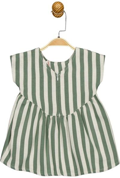 Minnie Mouse Lisanslı Bebek Elbise 17452