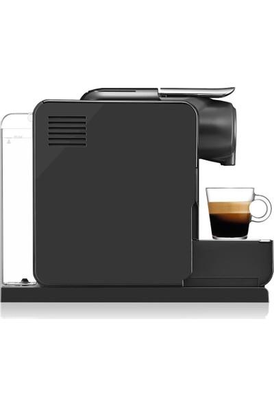 Nespresso F521 Lattissima Siyah Kahve Makinesi
