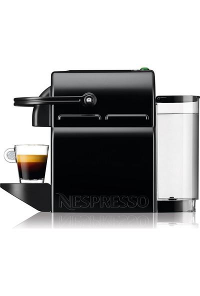 Nespresso İnissia D40 Kahve Makinesi - Black