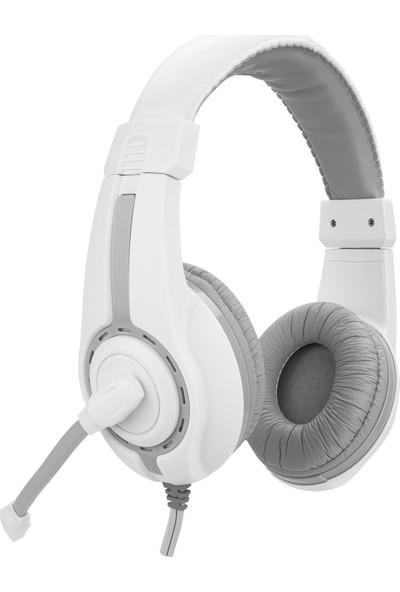 Rampage Sn-R1 Oyuncu Beyaz/Siyah Mikrofonlu Kulaklık