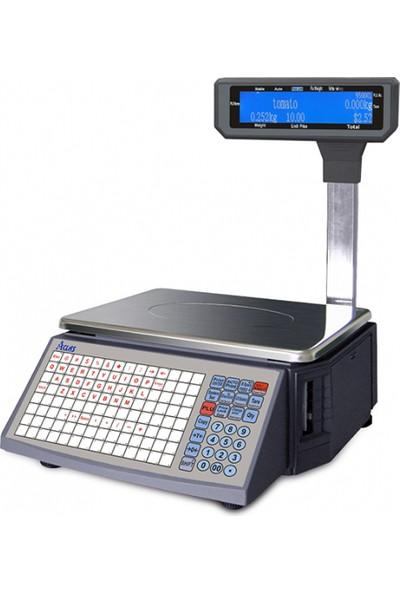 ACLAS LS2 Barkod Yazıcılı Terazi 15-30 kg