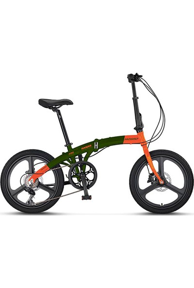 Mosso Marıne 20 2d Mekanik Disk Fren 7 Vites Katlanır Bisiklet
