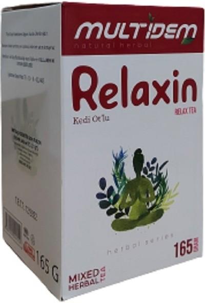 Multidem Relaxın Kedi Otlu Relax Tea 165 gr