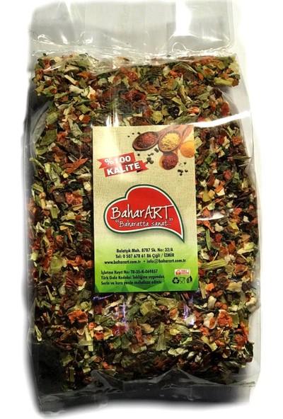 Baharart Baharatta Sanat Karışık Sebze Kurusu 200 gr