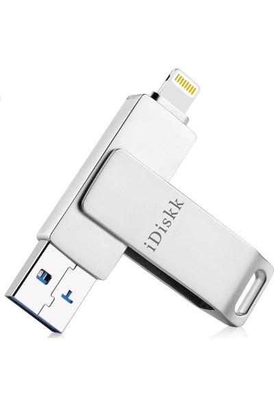 iDiskk USB Bellek 64GB (U006)
