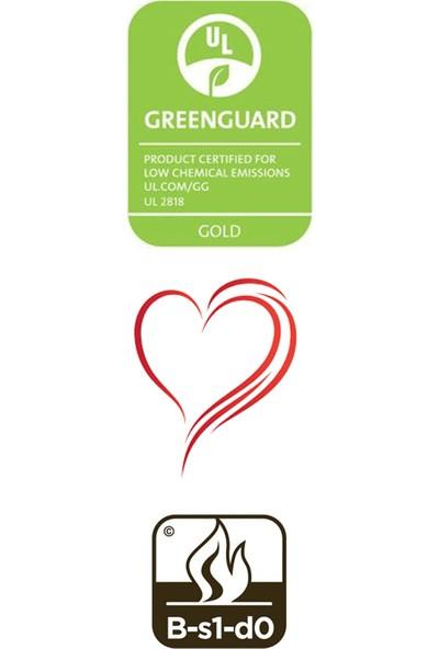 200CMX50CM   Mat   Suya Dayanıklı Premium Sağlıklı Boya Yapışkanlı Folyo