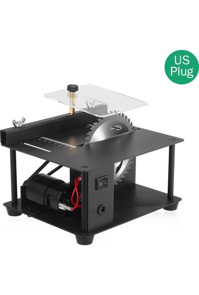 Mbw Çok Fonksiyonlu Mini Masaüstü Mini Testere (Yurt Dışından)