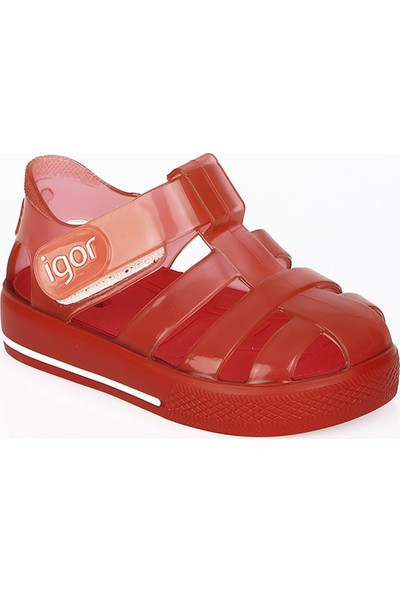 Igor S10245 Star Brillo Plaj Kız/erkek Çocuk Sandalet Deniz Ayakkabısı
