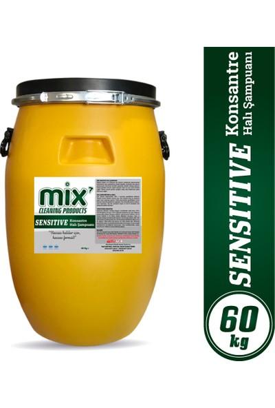Mix Sensitive Halı Şampuanı 60 kg