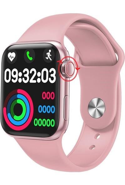 Rosstech Apple Watch 2-3-4-5 Uyumlu 42MM 44 mm Spor Silikon Kordon Kayış
