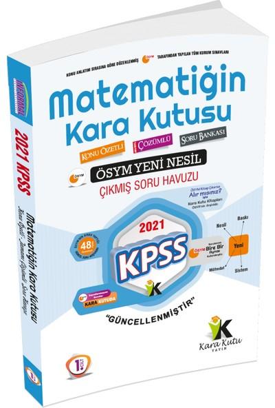 Informal Yayınları KPSS 2020 Matematiğin Kara Kutusu 1.cilt Tamamı Çözümlü Konu Özetli Soru Bankası