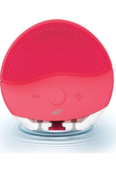 MF Product Allure 0518 Yüz Temizleme ve Masaj Cihazı Kırmızı
