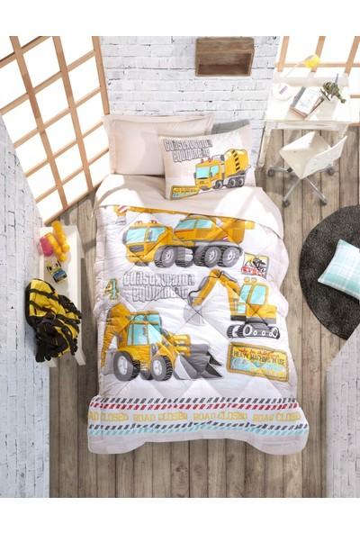 Cotton Box Pamuk Çocuk-Genç Tek Kişilik Uyku Seti TKUS003