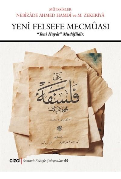Çizgi Kitabevi Yayınları Yeni Felsefe Mecmuası