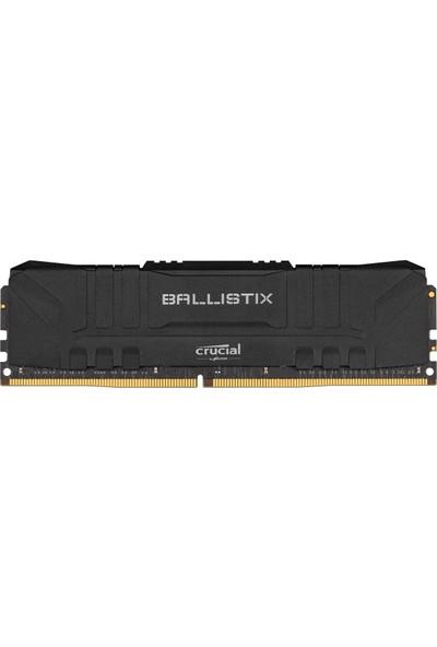 Crucial Ballistix 8GB 3600MHz DDR4 CL16 UDIMM PC RAM BL8G36C16U4B