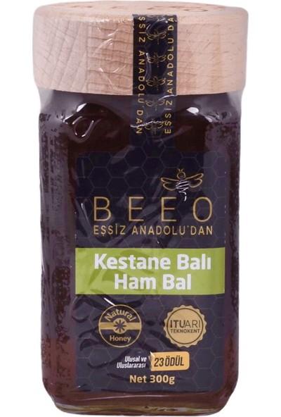 Bee'O Beeo Kestane Ham Balı 300 gr