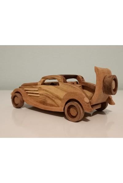 Ahşap Model Ahşap Araba