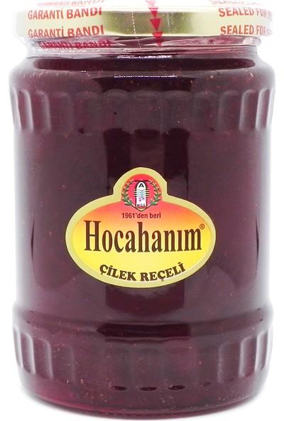 Hocahanım Çilek Reçeli 710 gr
