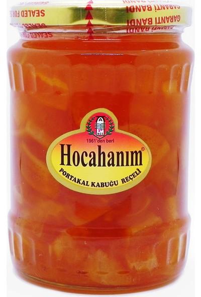 Hocahanım Portakal Kabuğu Reçeli 710 gr