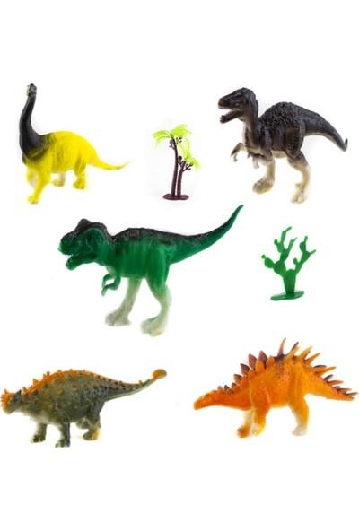 Tgb Dinozor Seti Oyuncak Figür