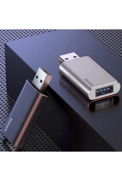 Baseus 32GB USB Bellek Gri