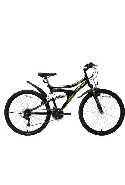 Bisan Mts 4300 Dağ Bisikleti 24 Jant Siyah-Sarı