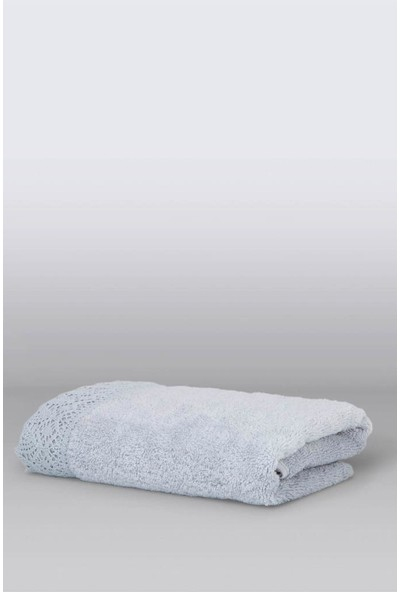 Irya Lacy Kopanakılı Havlu A.gri 90X150