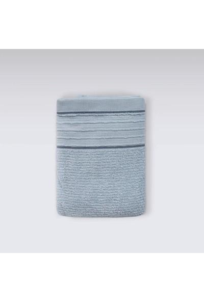 Irya Roya Pamuk Havlu Mavi 90X150