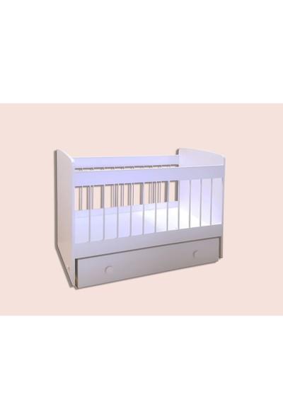 Efendi Bebe Coco Çekmeceli Beşik 60 x 110 cm