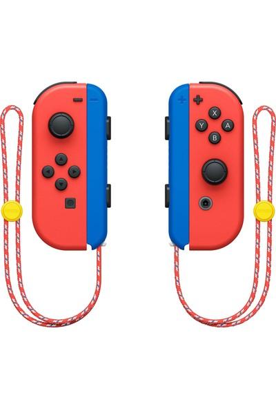 Nintendo Switch Mario Red & Blue Special Edition Oyun Konsolu