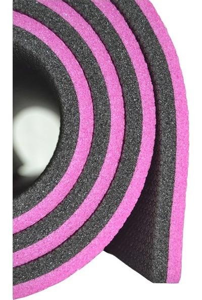 Attack Sport 16 mm Pilates Minderi Su Geçirmez Yoga Matı Pilates Minderi Taşıyıcı Omuz Çantası Ile