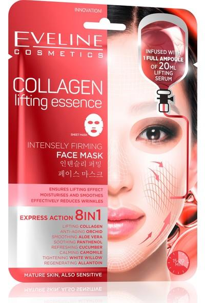 EVELİNE Kolajen Gerici Yoğun Sıkılaştırıcı Kore Kağıt Maske