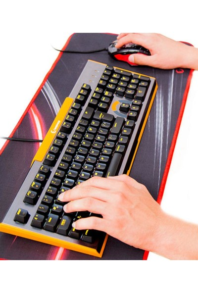 Rampage Gaming XL Oyuncu Mouse Pad 300x700x3MM 300272