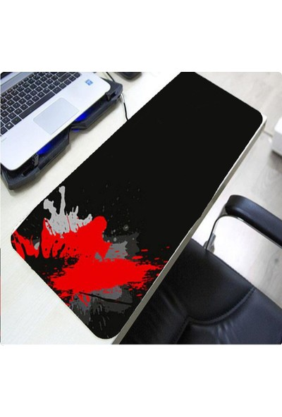 Rampage Gaming Oyuncu Mouse Pad Combat Zone XL 800*300*4 mm