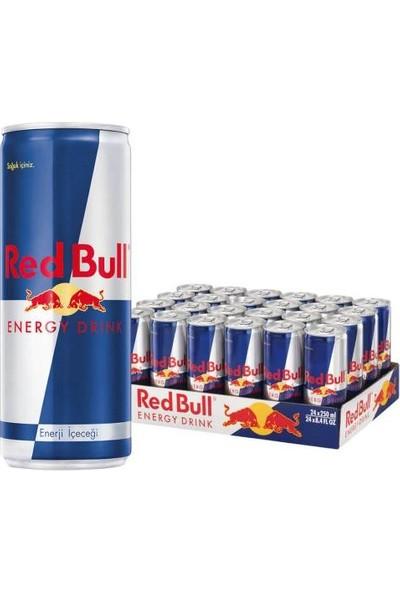 Red Bull Redbull Enerji Içeceği 250 ml x 24 Lü