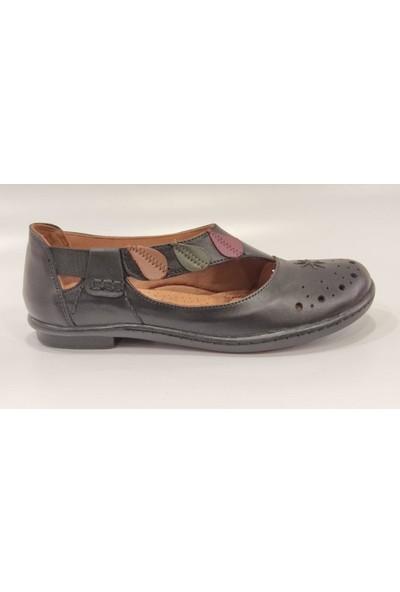 Venüs 1911311Y Günlük Yazlık Deri Kadın Ayakkabı