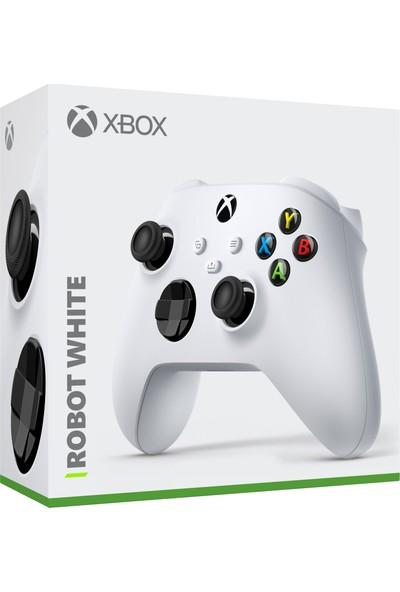 Microsoft Xbox Wireless Controller Beyaz 9.nesil ( Ithalatçı Garantili )