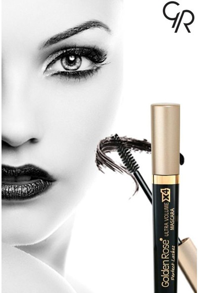 Golden Rose Perfect Lashes Ultra Volume X4 Mascara 2li Set
