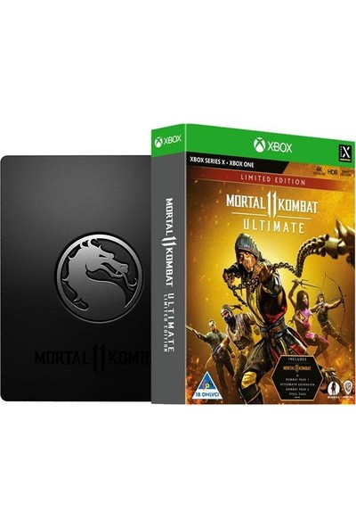 Warner Bros Mortal Kombat 11 Ultimate Limited Edition Ps4