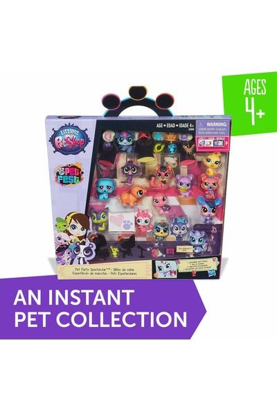 Littlest Pet Shop Pet Party Spectacular Koleksiyon Seti - 15 Miniş
