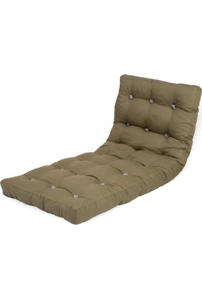 Sluupy El Yapımı Yer Yatağı- Yer Minderi-Japon/futon Tarz