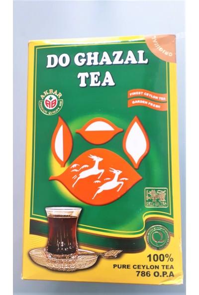 Do Ghazal Seylan Çayı Sri Lanka Do Ghazal 900 gr