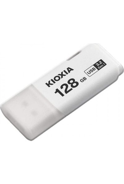 Kioxia 128GB U301 USB 3.2 Gen-1 Bellek (LU301W128GG4)